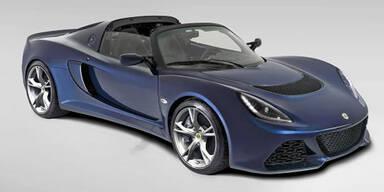 Lotus bringt den Exige S Roadster