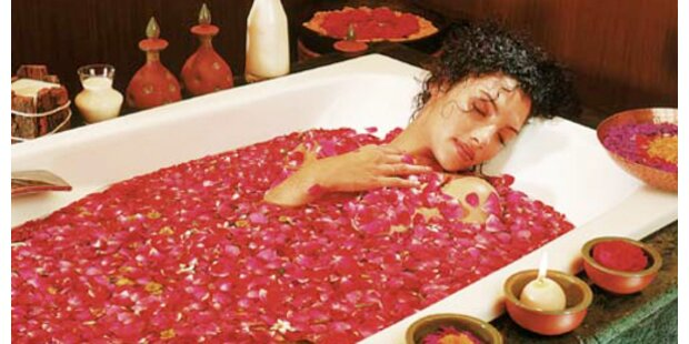Luxus-Wellness in Asien
