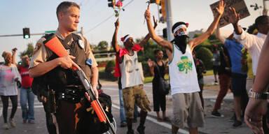 USA: Erneut Schwarzer erschossen