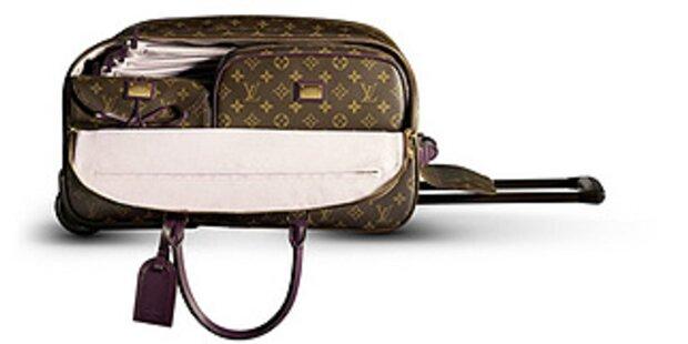 Louis Vuitton versteigert Reise-Bag um 12.000 Euro