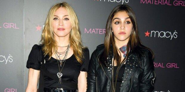 Madonnas Tochter als Punk-Girl