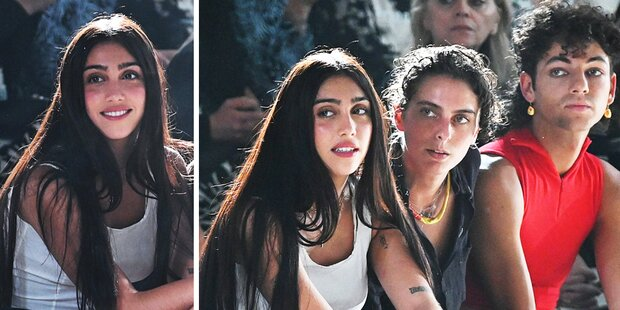Wow, so sieht Madonna-Tochter Lourdes aus