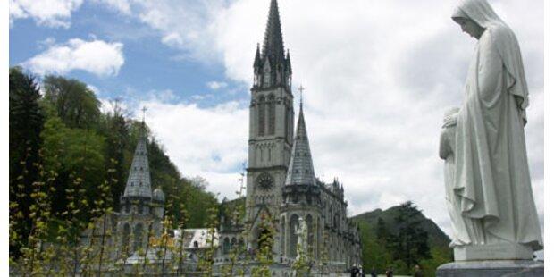 Italienerin wurde in Lourdes geheilt