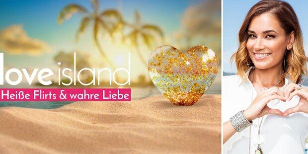 Love Island: Heute startet die Sex-Show