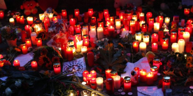 Trauerfeier für Opfer am Samstag