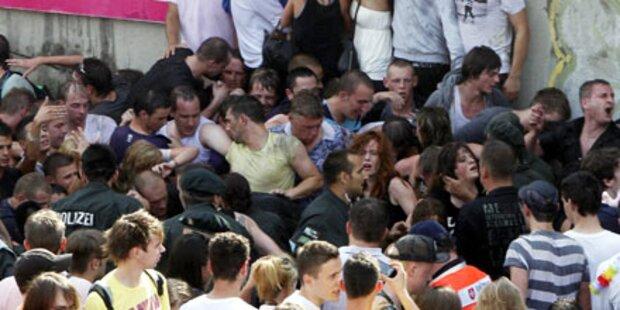 Loveparade: Ermittlungen gegen 16 Personen