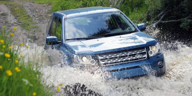 """""""Neuer"""" Land Rover Freelander 2 startet"""