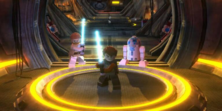 Lego Star Wars III: The Clone Wars startet
