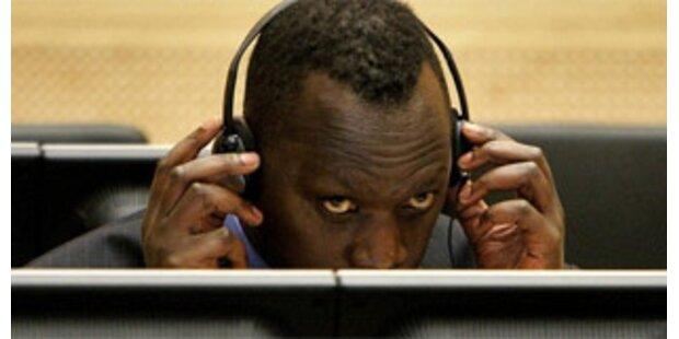 Urteil revidiert: Lubunga bleibt in U-Haft