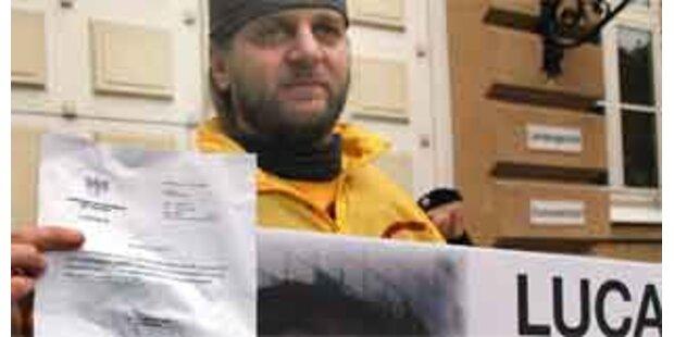 NGO-Aktivist darf nicht am Luca-Prozess teilnehmen
