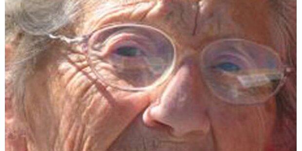 Älteste Frau Europas starb mit 113