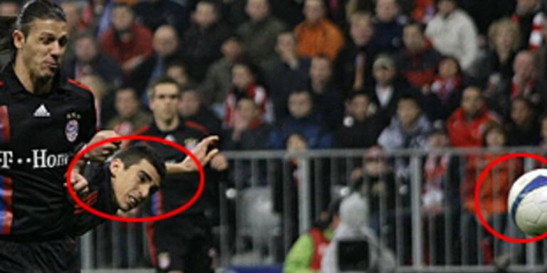 Lucio-Eigentor lässt Bayern zittern
