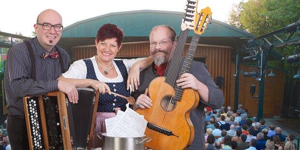 Wienerlied zur Morgenstund mit Frau Ludwig