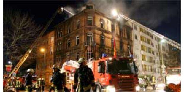Neun Tote bei Wohnungsbrand in Ludwigshafen