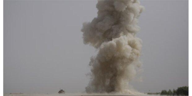 Schwerer Schlag gegen Taliban