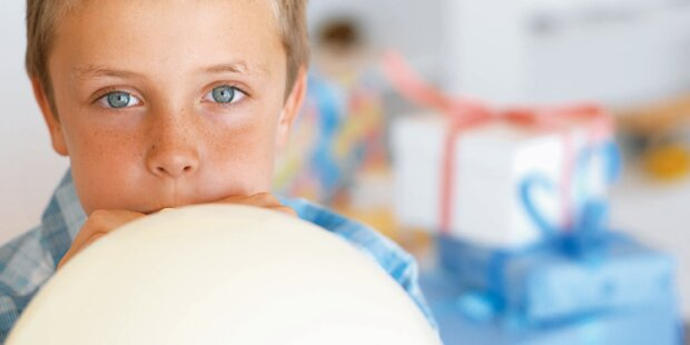 EU verbietet Luftballon-Aufblasen
