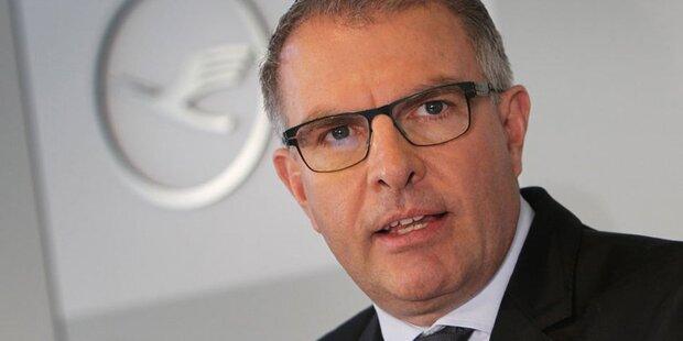 Lufthansa übernimmt große Teile von Air Berlin