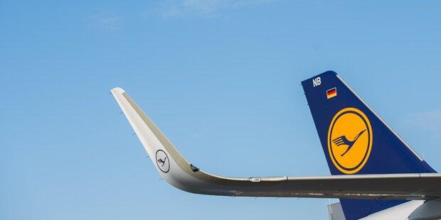Lufthansa und Piloten legen Lohntarifkonflikt bei