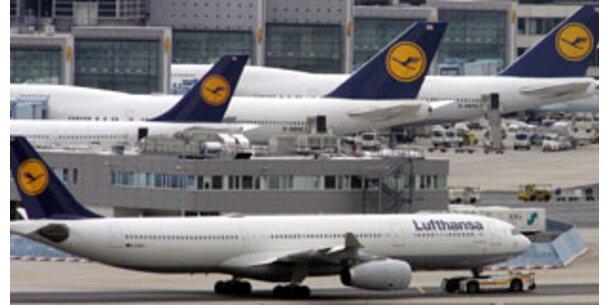 Russische Behörden sperren Lufthansa-Konten