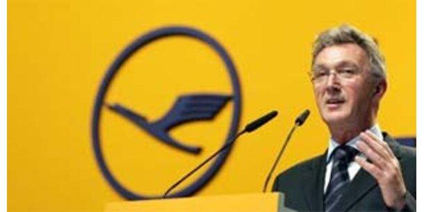 Lufthansa zeigt Interesse an Austrian Airlines