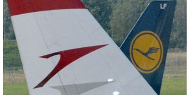 Lufthansa legt Angebot für AUA
