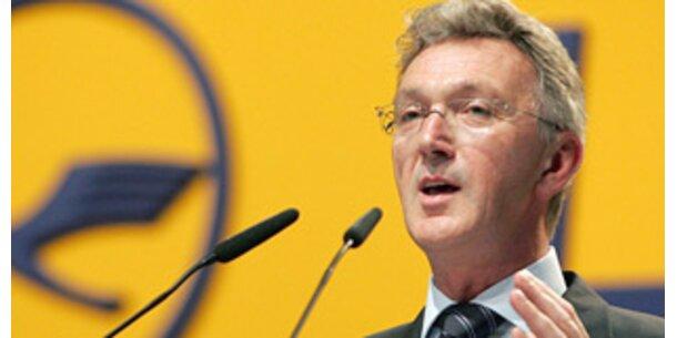 Lufthansa soll Zugriff auf AUA-Geheimdaten haben