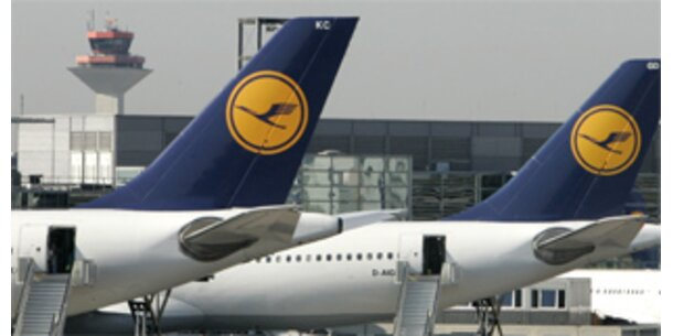 Streik bei der Lufthansa sorgt für Flugausfälle