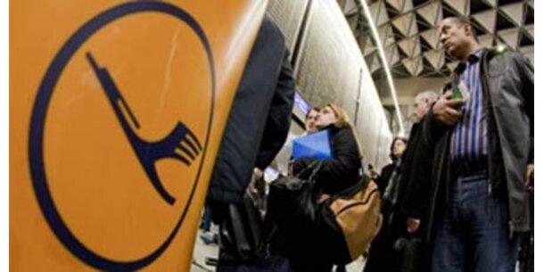 Lufthansa streicht 1.000 Flüge im Winter