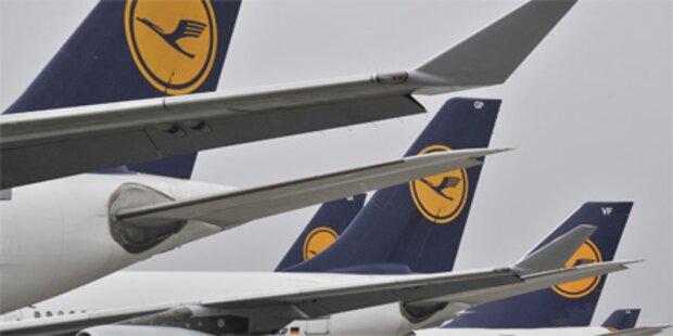 LH-Piloten drohen mit neuem Streik