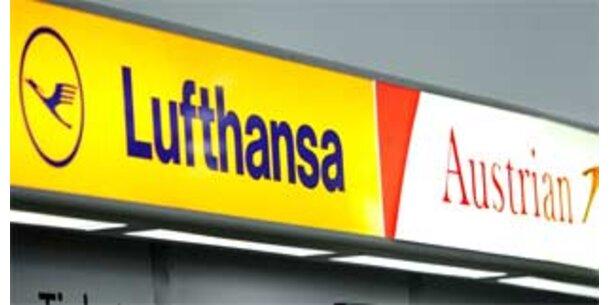 Lufthansa erhöht Aktienangebot minimal