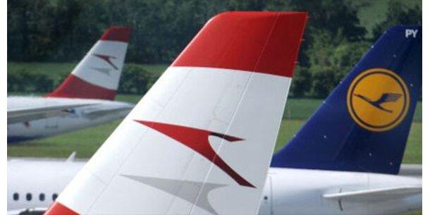 Lufthansa gibt bei AUA nicht nach