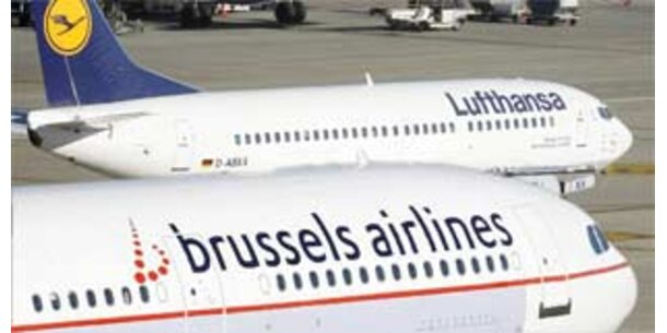 Lufthansa steigt bei SN Brussels ein
