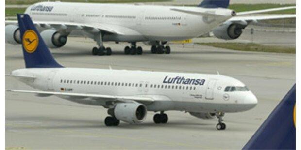 Lufthansa-Maschine in Malta notgelandet