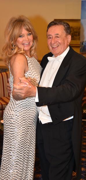 Goldie Hawn & Mörtel