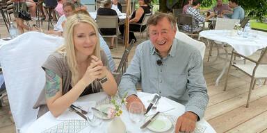 Richard Lugner: Liebes-Wochenende mit Simone