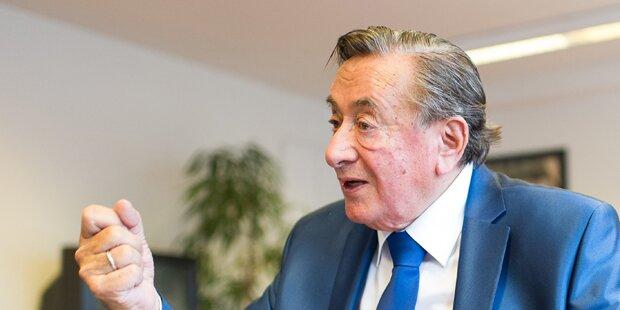 ORF: Rückendeckung wegen Lugner-Boykott