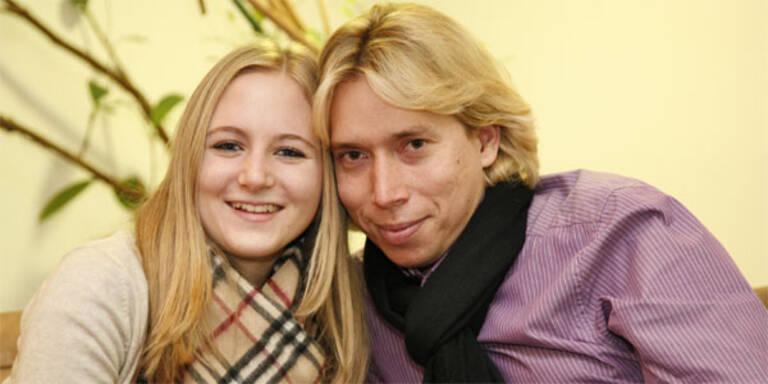Jackie Lugner liebt Mausis Manager Helmut Werner.