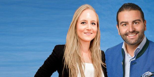 Lugner-Tochter liebt FPÖ-Politiker