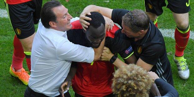 Matchwinner Lukaku weint bei Auswechslung