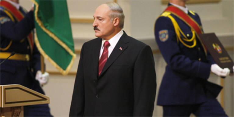 EU zieht alle Botschafter aus Minsk ab