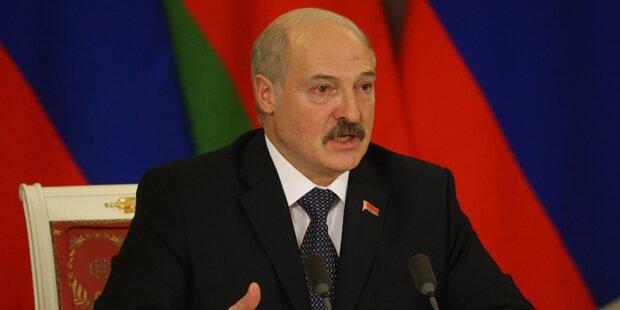 Tagung zu Weißrussland-Sanktionen