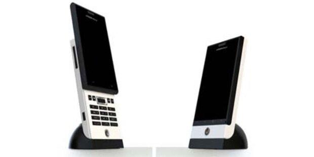 Design-Smartphones mit Top-Ausstattung