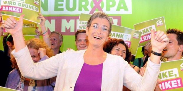 EU-Wahl: Triumph der Grünen