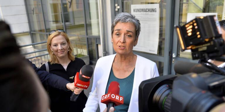 Bestätigt: Lunacek wird Staatssekretärin