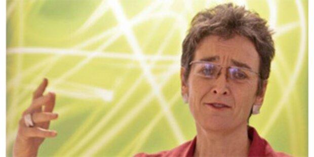 Lunacek will grüne Spitzenkandidatin sein