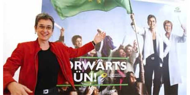 Grüne als Pro-Europa-Partei