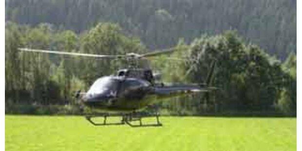 Drei Verletzte bei Flugtag im Lungau