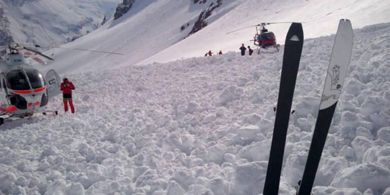 Salzburger Sportler von Lawine getötet