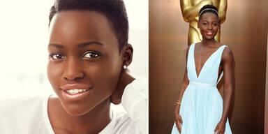 Lupita Nyong'o wirbt für Lancôme