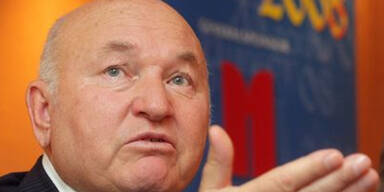 Korruption: Moskaus Bürgermeister entlassen